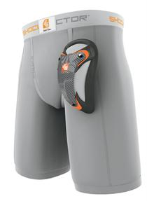 Shock Doctor Ultra Mma Short & Ultra Carbon Flex Cup